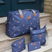 Beagle Bag Collection - Navy