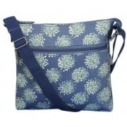 Dandelion Print Cross Body Bag