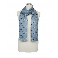 Everyday Dog Print Scarf