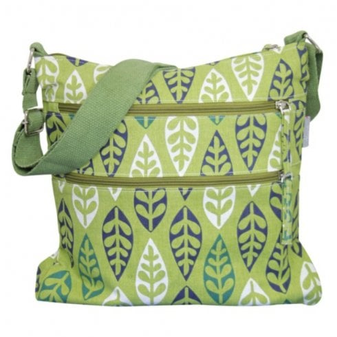 Peony Grenoble Forest Cross Body Bag