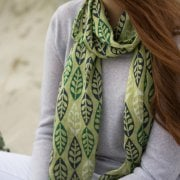 Grenoble Forest Scarf