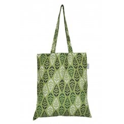 Grenoble Forest Shopper Bag - Dill