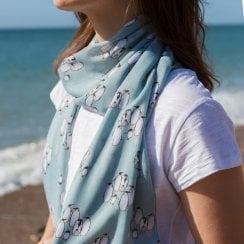 Happy Feet Scarf