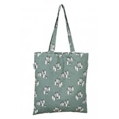 Happy Feet Shopper Bag