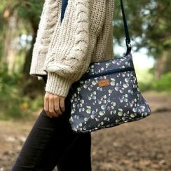 Jasmine Print Cross Body Bag