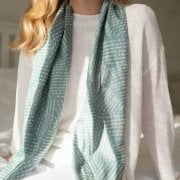 NEW Polygon Design Large Modal Scarf