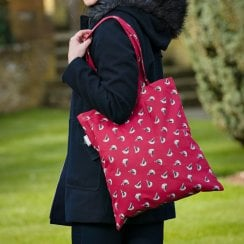 Robins Shopper Bag Red