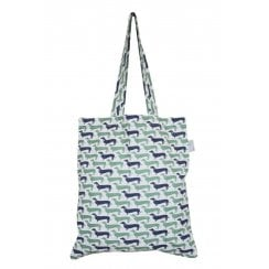 Sausage Dog Shopper Bag