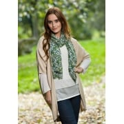 Scattered Petals Print Scarf