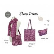 Sheep Collection Plum