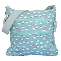 Sheep Print Cross Body Bag