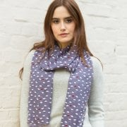Sheep Print Scarf