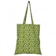 Sheep Shopper Bag - Moss