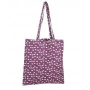 Sheep Shopper Bag - Plum