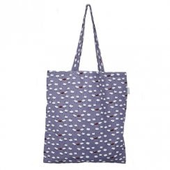 Sheep Shopper Bag - Purple DUE AUGUST