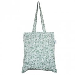 Shell Print Shopper Bag