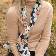 Silk Rachel Scarf