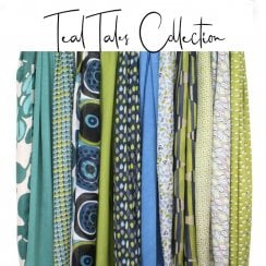 Teal Tales Collection 8 or 12
