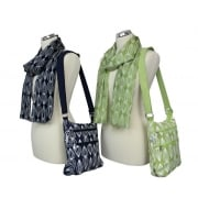 Top Spin Bag & Scarf Set