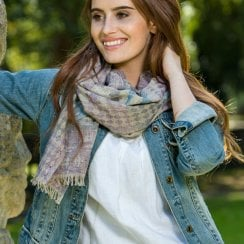 Weathered Stripe Scarf
